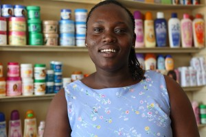 Truphena Anyango, Pharmacy Owner, Kenya