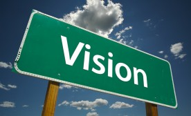 Are You In The Center Of Your Own Vision?