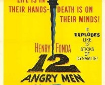 """Intriguing Murder Mystery, Brilliant Character Study: A Review of """"12 Angry Men"""""""
