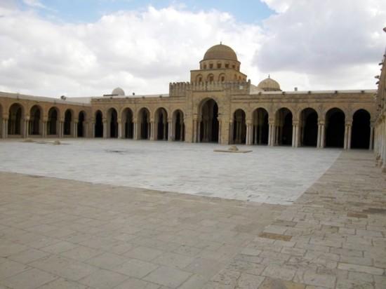 Tunisia Kairouan mosque