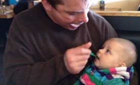 Parenthood:  A New Dad's Perspective