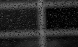 Feels like rain...
