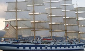 Sails and Adventure:  The Royal Clipper Experience