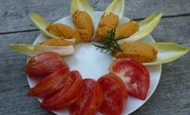 Savory Raw Carrot Pate