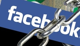 Facebook In Chains
