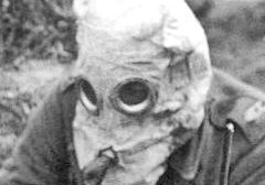 Cluny Macpherson And The Gas Mask