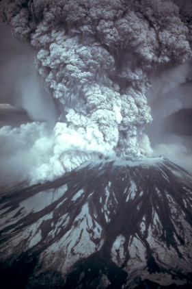 Mount St. Helens Eruption May 18, 1980
