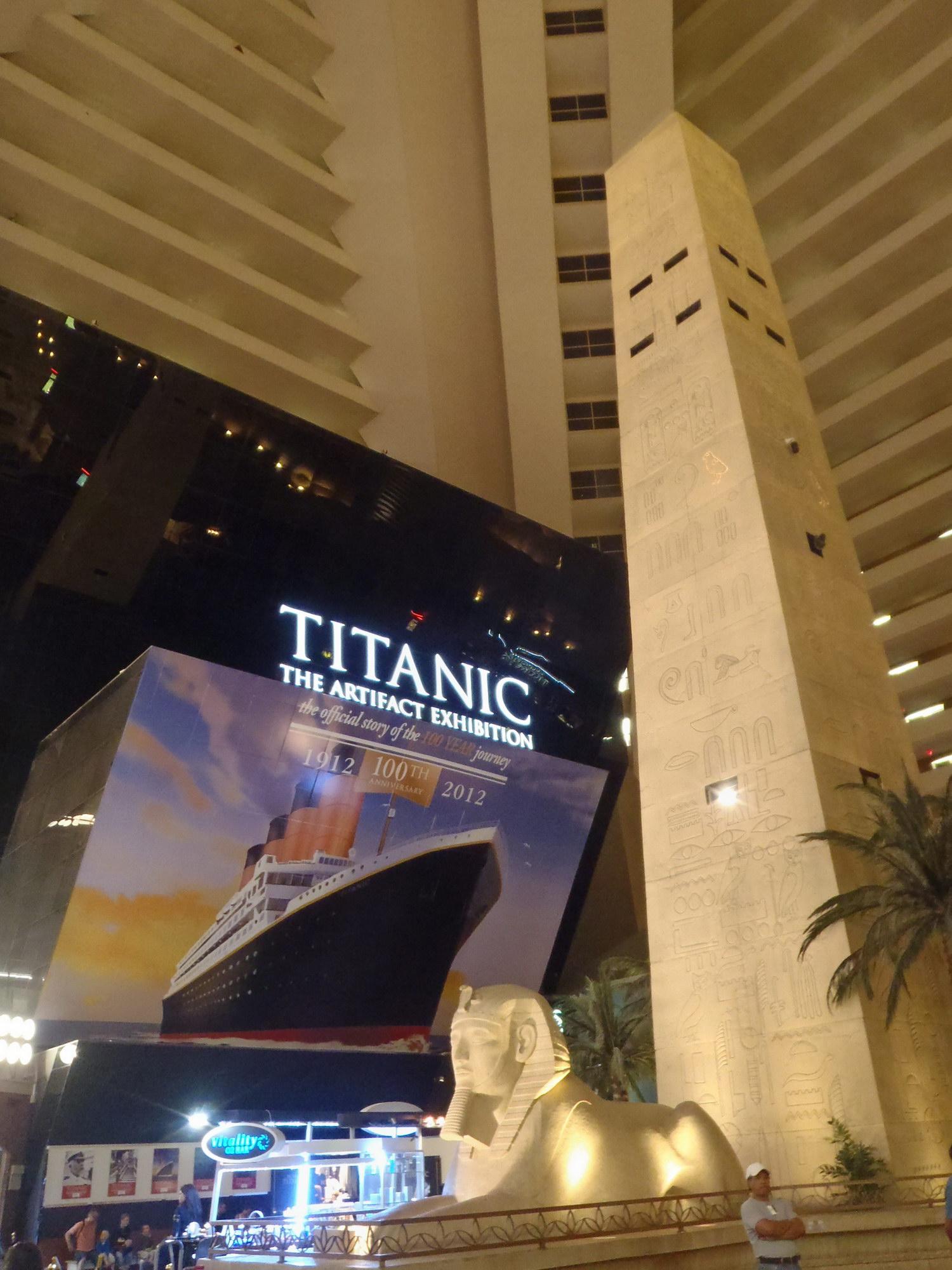 Casino titanic
