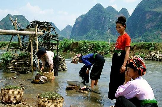 Village Life In Mai Chau Vietnam Life As A Human