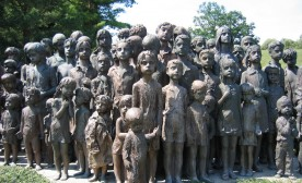 The Czech Village Of Lidice