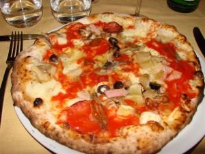 Pertfect Italian Pizza