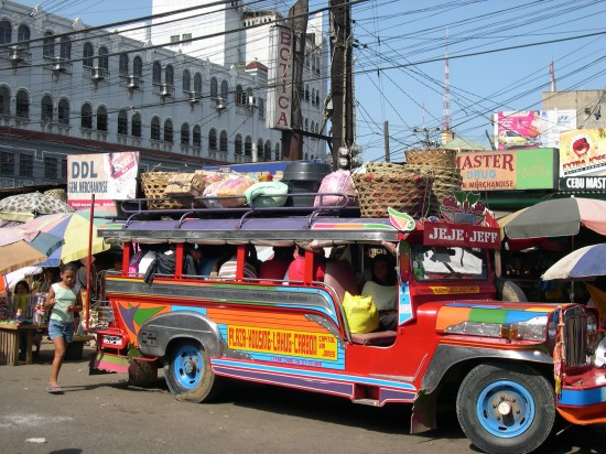 Philippines' brightly decorated jeepneys face an uncertain future