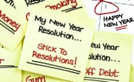 How to make a New Year's Resolution and keep it!