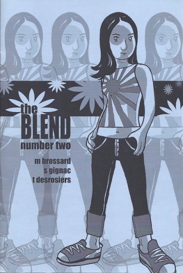 The Blend 2 Cover