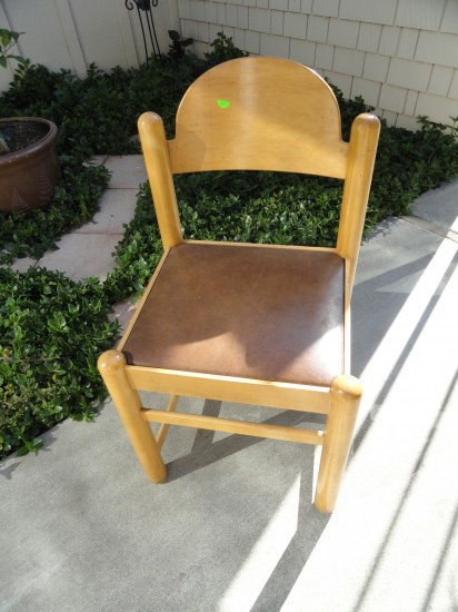 Thrift Shop Chair