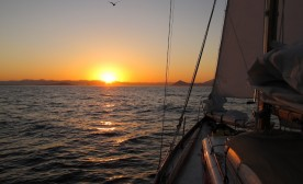 Sailing Away from Hum-Drum
