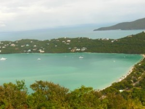 Magen's Bay St. Thomas
