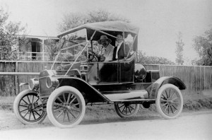 Ford Model T - 1913