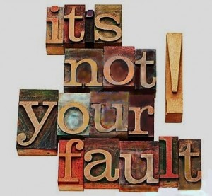 """It is not your fault""  © Marekulias... 