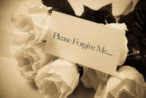 """""""Asking For Forgiveness""""  Hang_in_there"""