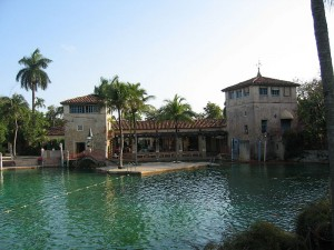 Venetian Pool - Coral Gables, Florida