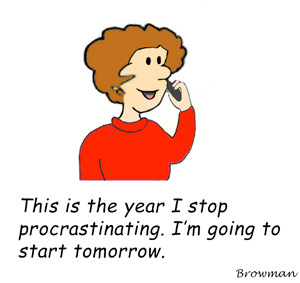 procrastination a common problem and a Loneliness is a complex problem of epidemic proportions the 5 most common reasons we procrastinate procrastination and the priority of short-term mood.