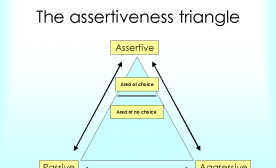 The Assertiveness Triangle