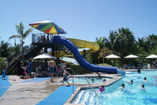 Water Park Fun at Beaches Turks and Caicos