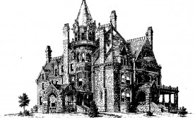 Where Are Craigdarroch Castle's Original Building Plans?