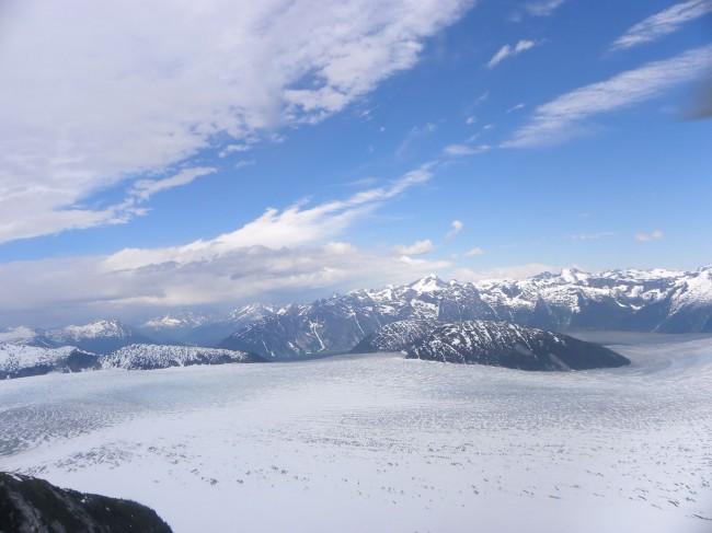 Juneau ice field