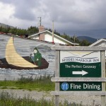 Neddie's Harbour Inn And The Black Spruce
