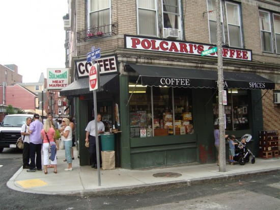 North End Boston - Great shops