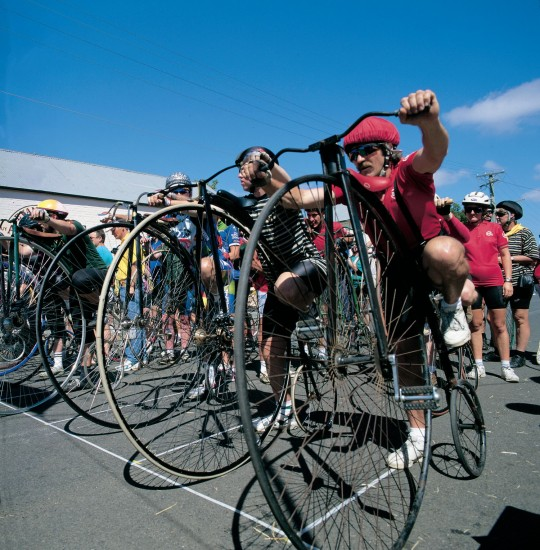 National Penny Farthing Championship 1996 (2)