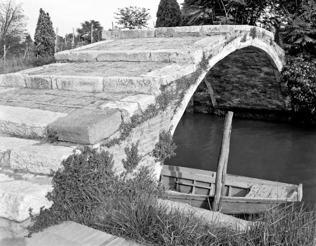Roman Bridge, Torcello, Venice, Italy