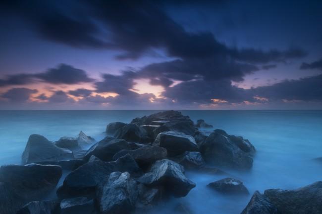 Miami Sunrise © Benjamin Edelstein