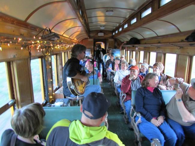The Durango Blues Train