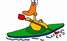 Who Shrank The Kayak?