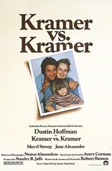 Kramer vs. Kramer Poster