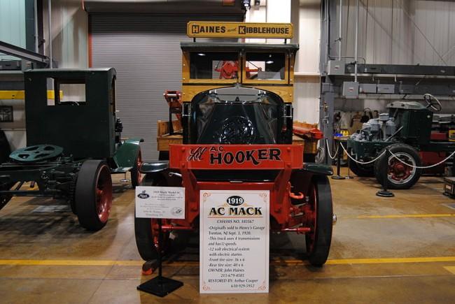 Mack 1919 Model AC