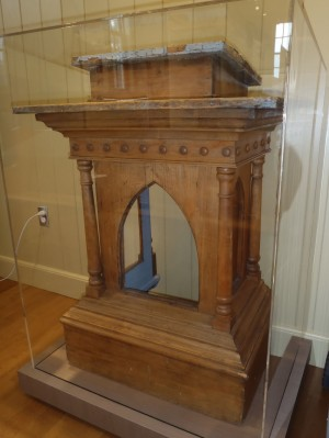 Altar from the old Africville Baptist Church