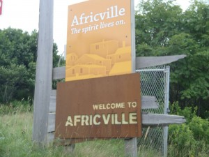 Welcome To Africville
