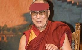 Dalai Lama Supports Legalizing Medicinal Marijuana