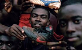 Breathing Football in Africa