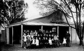 The Early Days of Education in Australia