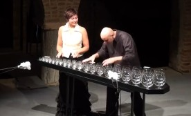 The Nutcracker – Played On Glasses