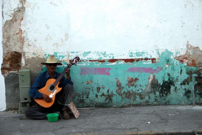 A Mexcian Musician