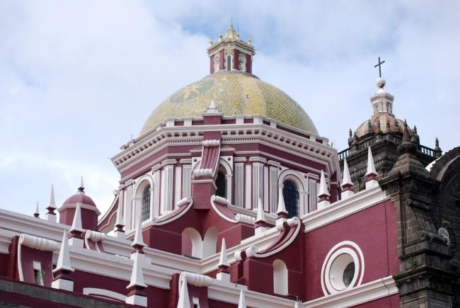 Pueblo Cathedral Dome