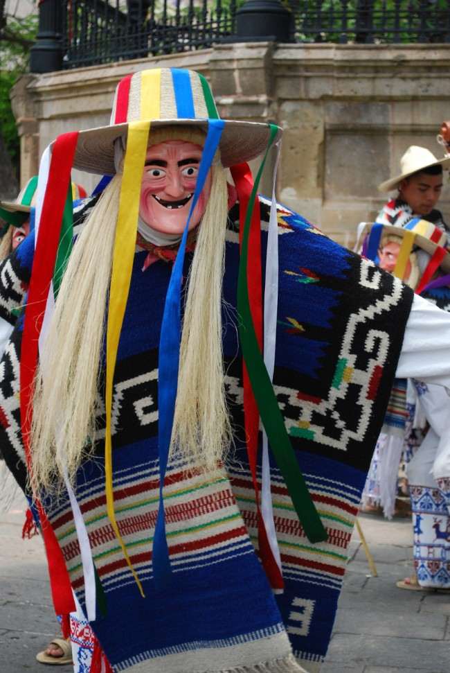 Los Veijitos Dancer - Morelia