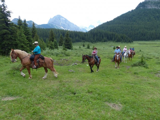 P1050268 Trail Riders of the Canadian Rockies