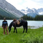 Stuart R. Watkins - Trail Riders of the Canadian Rockies